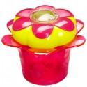 TANGLE TEEZER FLOWERPOT PRINCESS PINK