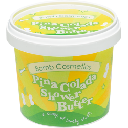 Pina Colada Cleansing Shower Butter