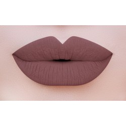 02 Long Wear Matte Lip Gloss - Chocolate