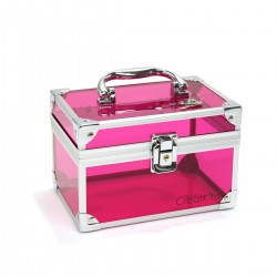 SMALL PINK BEAUTY CASE