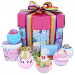 Unicorn Universe Hexagonal Gift Box
