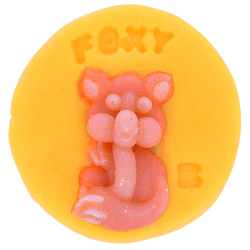 Hey Foxy Art of Wax