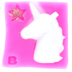Pink Unicorn Art of Wax