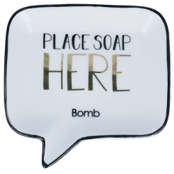 Place Soap Here Soap Dish