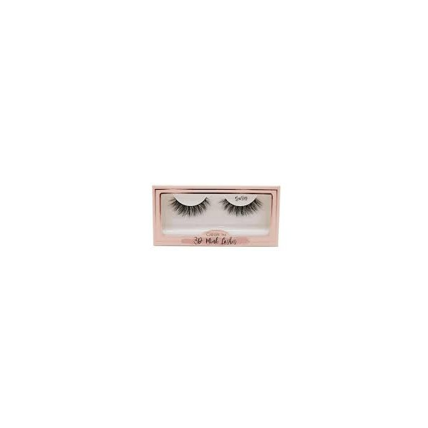 BOSSY 3D FAUX MINK LASHES