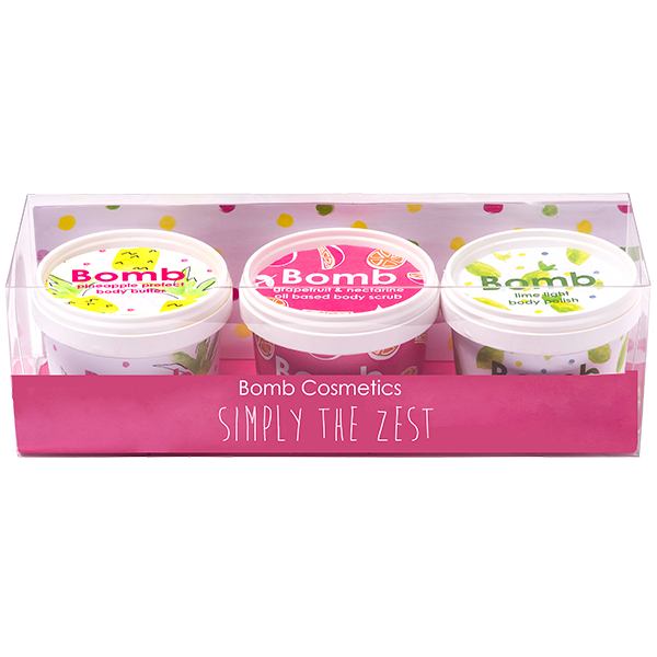 Simply The Zest Potted Gift Pack Case 4