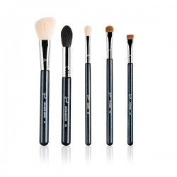 Nightlife Brush Set - Glitter Handles