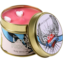 Love Rocks Candle