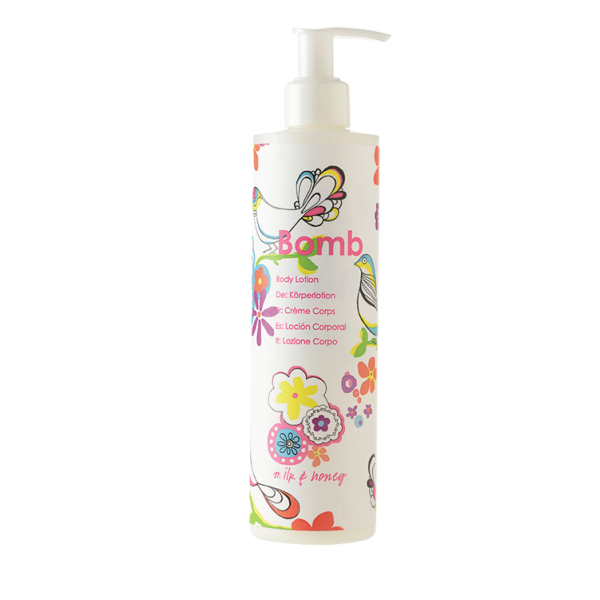 Milk and Honey Body Lotion